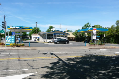 Shasta Street Valero Convenience Store